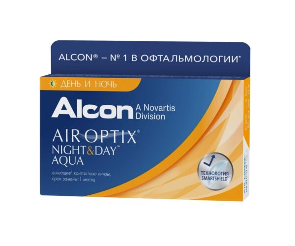 Контактные линз Alcon