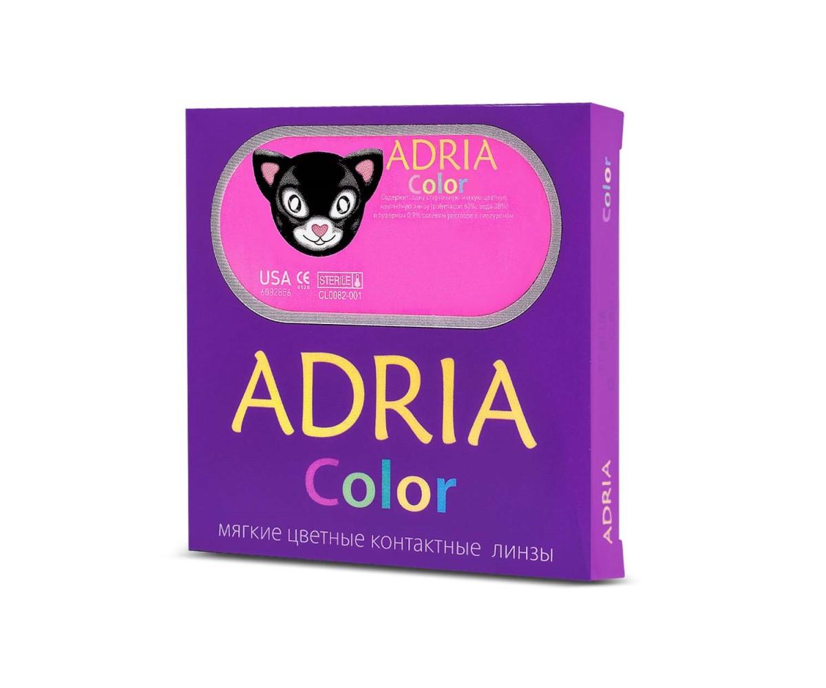 Цветные контактные линзы Adria