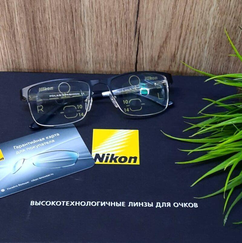 очки с линзами Nikon в оптике Айлайн Новороссийск