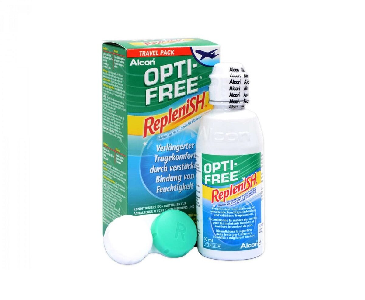 OPTI-FREE REPLENISH 90 мл