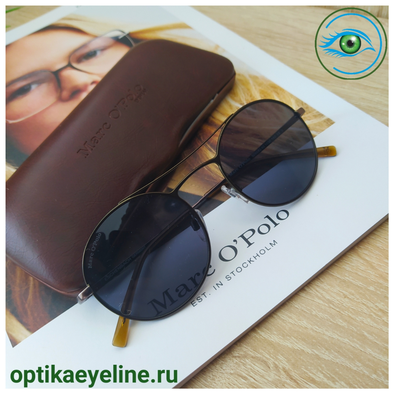 Солнцезащитные очки Marc O'Polo