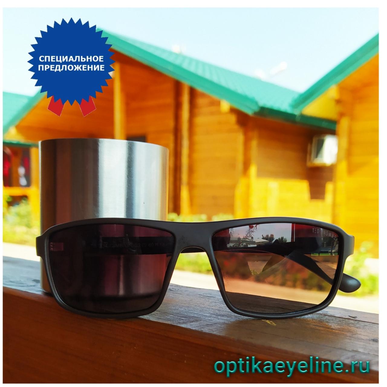 солнцезащитные очки в оптике Eyeline